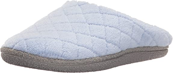 Dearfoams Quilted Microfiber Terry Cog