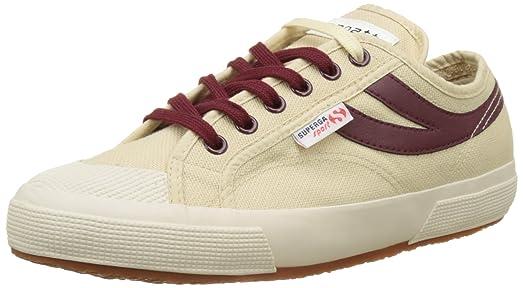 Superga Men's Cotu Panatta Men's Beige Sneaker In Size 43 Beige 1VfHhg