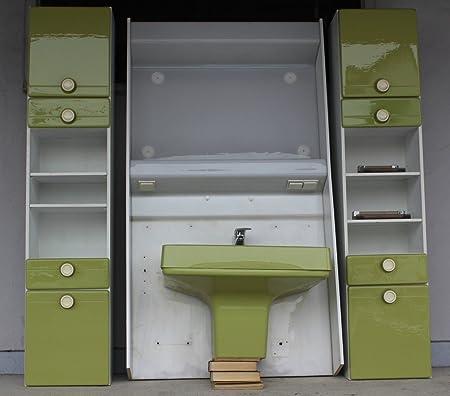 vintage13.de Badmöbel Waschbecken Badschrank Badezimmer ...