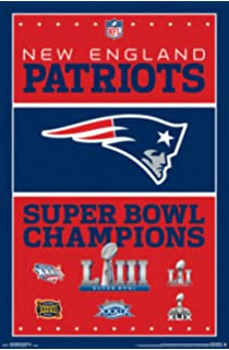 KaiSa Tom Brady Rob Gronkowski New England Patriots Autographed Replica Poster Art Print Posters,18/×24 Unframed Poster Print