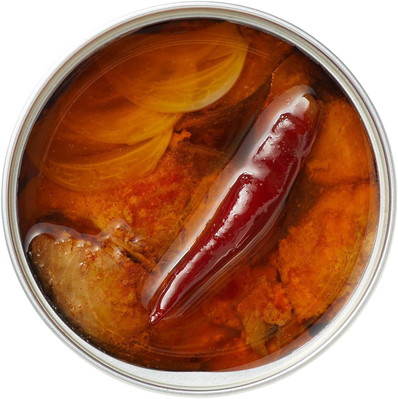 アバランチ No.38(サーティエイト)鯖缶 辛味ガーリックオイル仕立て