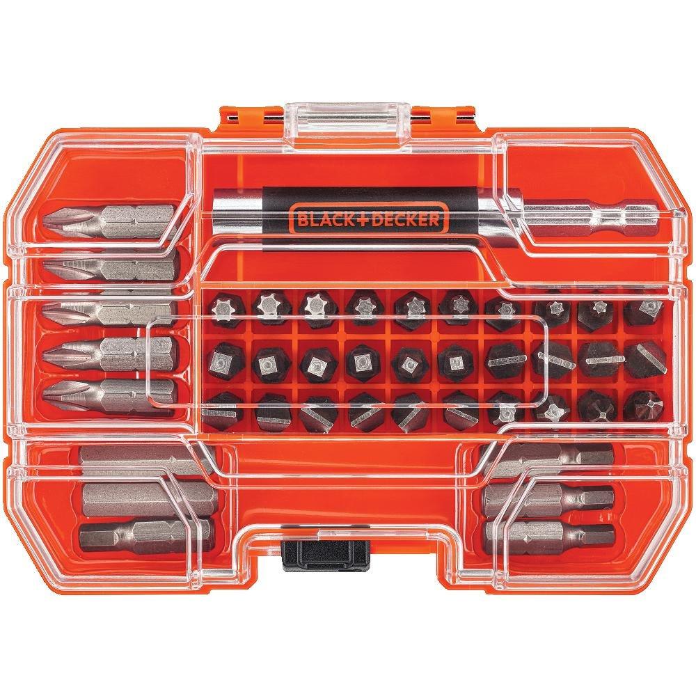 BLACK DECKER BDA42SD Set de puntas de destornillador está...