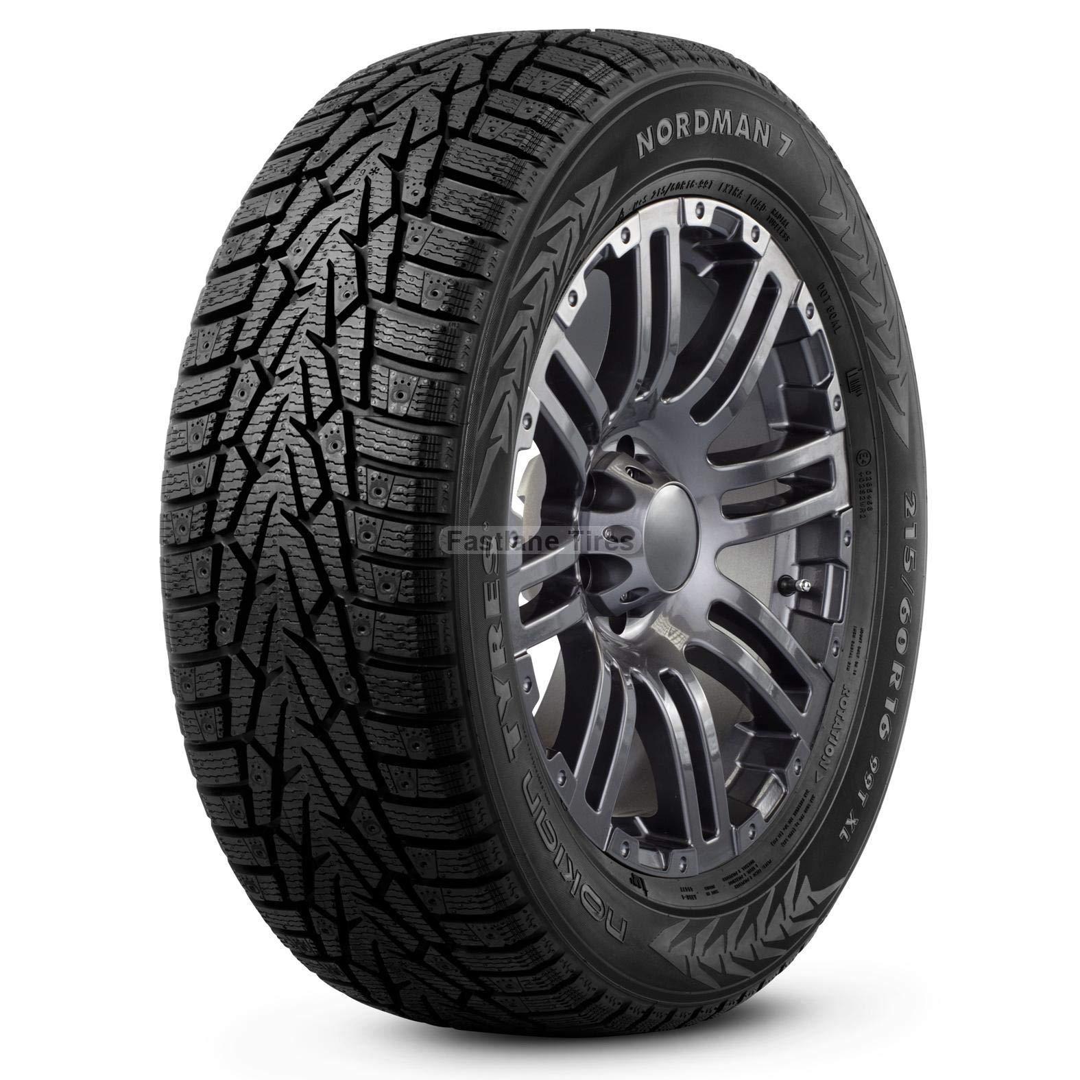 Nokian NORDMAN 7 SUV Performance-Winter Radial Tire-215/70R15 98T