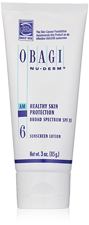 Obagi Nu-Derm Healthy Skin Protection Broad Spectrum SPF 35 Sunscreen reviews