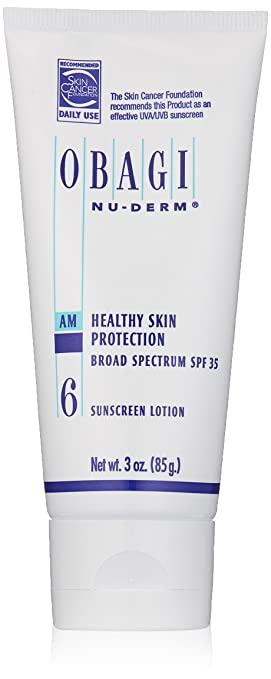 Obagi Nu-Derm Healthy Skin Protection Broad Spectrum reviews