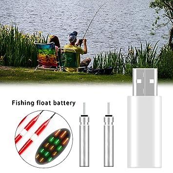 5pcs Set CR425 Batterien für Elektronische Fischen Schwimmer Gerät Zubehör