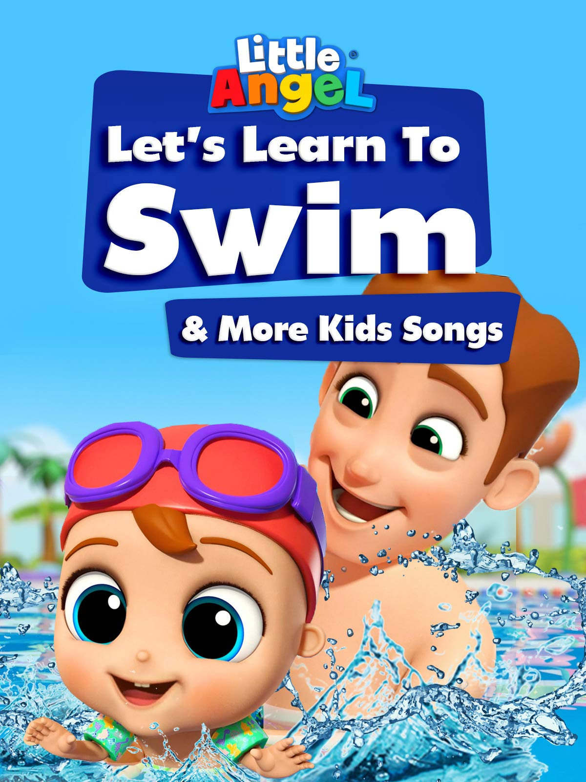 Let's Learn How To Swim