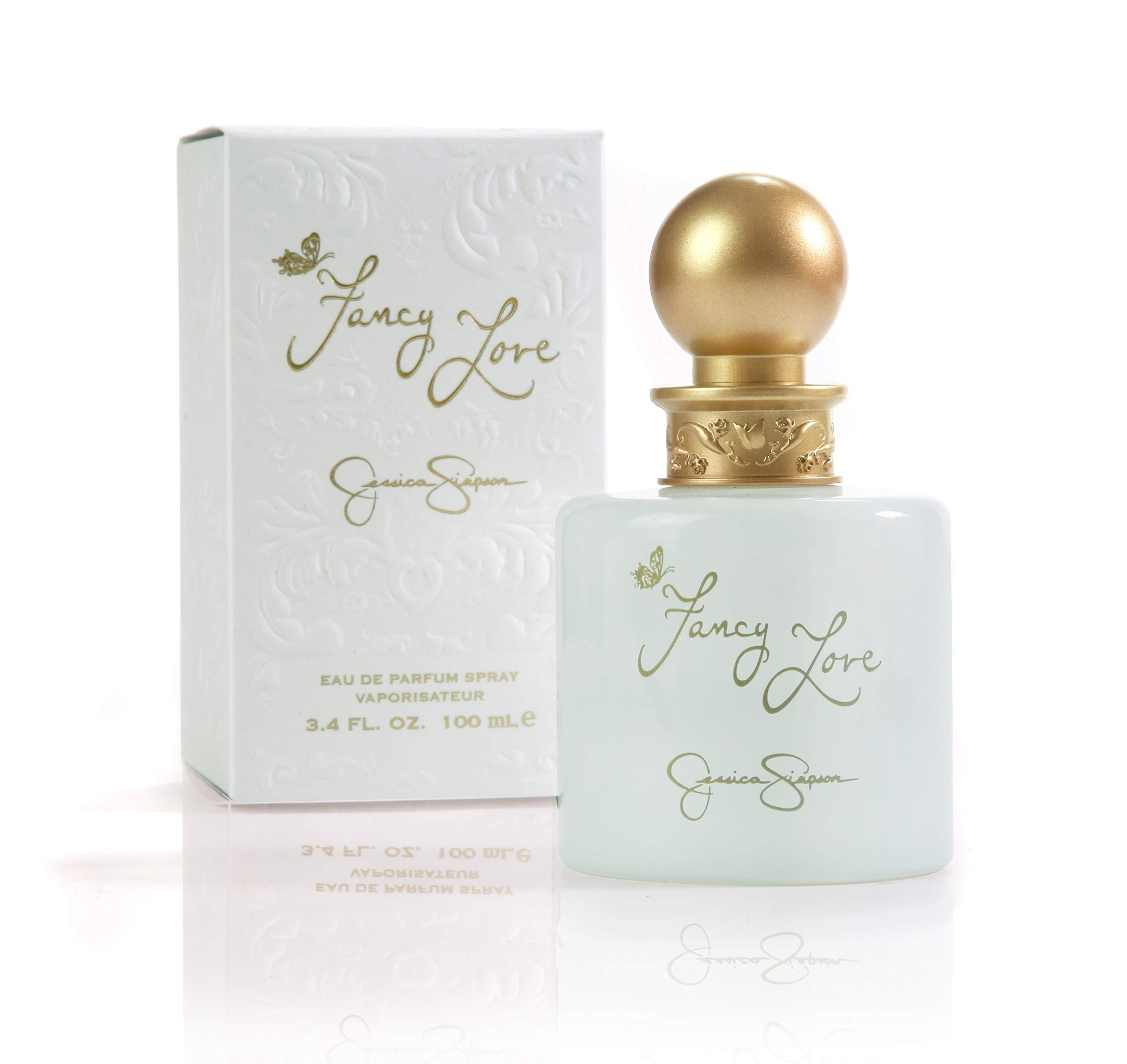 Jessica Simpson Fancy Love by Jessica Simpson for Women. Eau De Parfum Spray 3.4-Ounce by Jessica Simpson