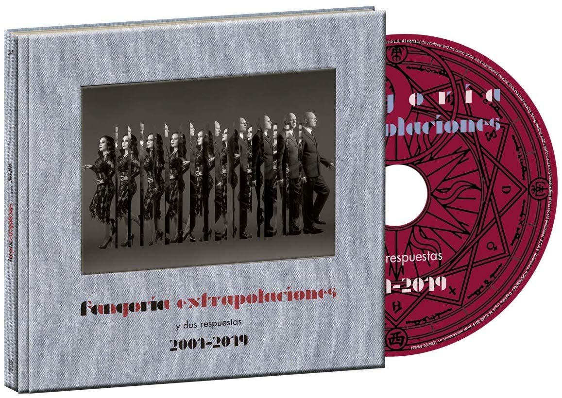 Fangoria Extrapolaciones Y Dos Respuestas 2001 2021 Edicion Deluxe Discolibro Music