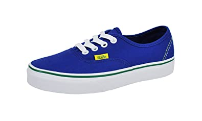 8e8b0dbb7088 Vans Unisex Shoes Authentic Solstice 2016 Olympic Royal Blue Fashion Sneaker  (11.5 D(M