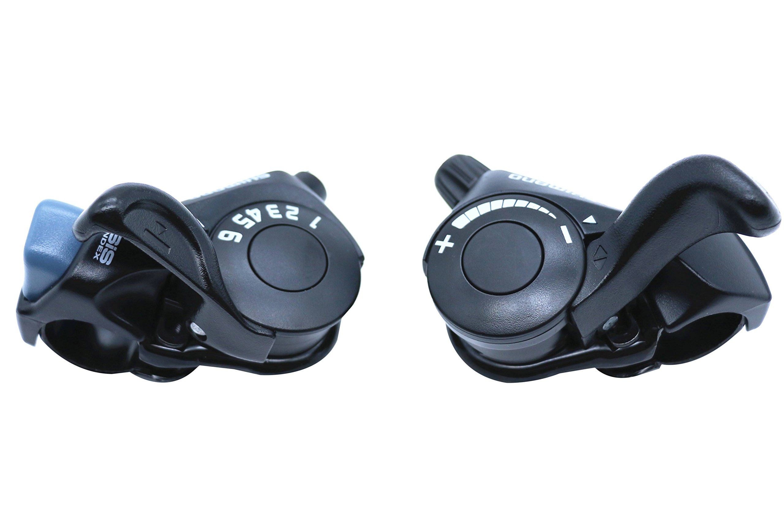 INKESKY Shimano Tourney SL-TX30 3x6 Speed MTB Bike Thumb Gear Shifter with Inner Shift Cables (1 Pair) by INKESKY (Image #2)