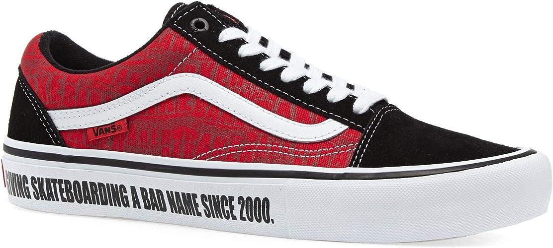 Scarpe Vans x Baker Era Pro