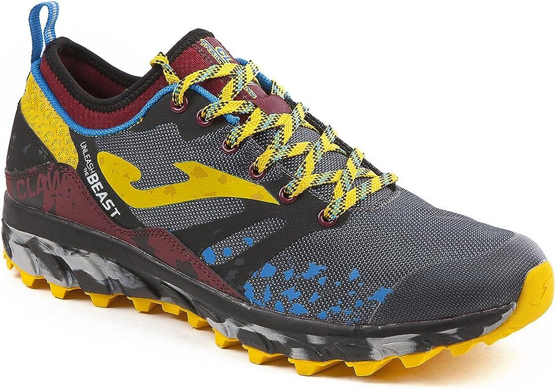 JOMA Claw, Zapatillas de Running para Asfalto para Hombre, Gris (Grey), 46 EU: Amazon.es: Zapatos y complementos