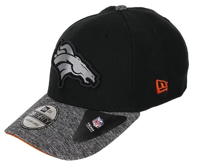 NEW Era Snapback Cap-Black Sideline Denver Broncos