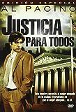 Justicia para todos (Edición especial) [DVD]