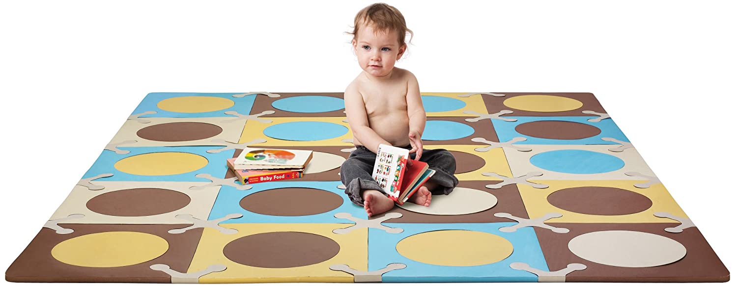Amazon.com : Skip Hop Baby Infant & Toddler Playmat with ...