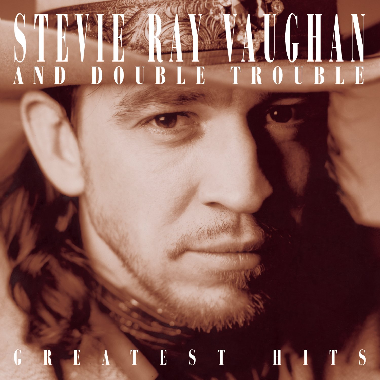Stevie Ray Vaughan and Double Trouble: Greatest Hits by VAUGHAN,STEVIE RAY & DOUBLE TROUBLE
