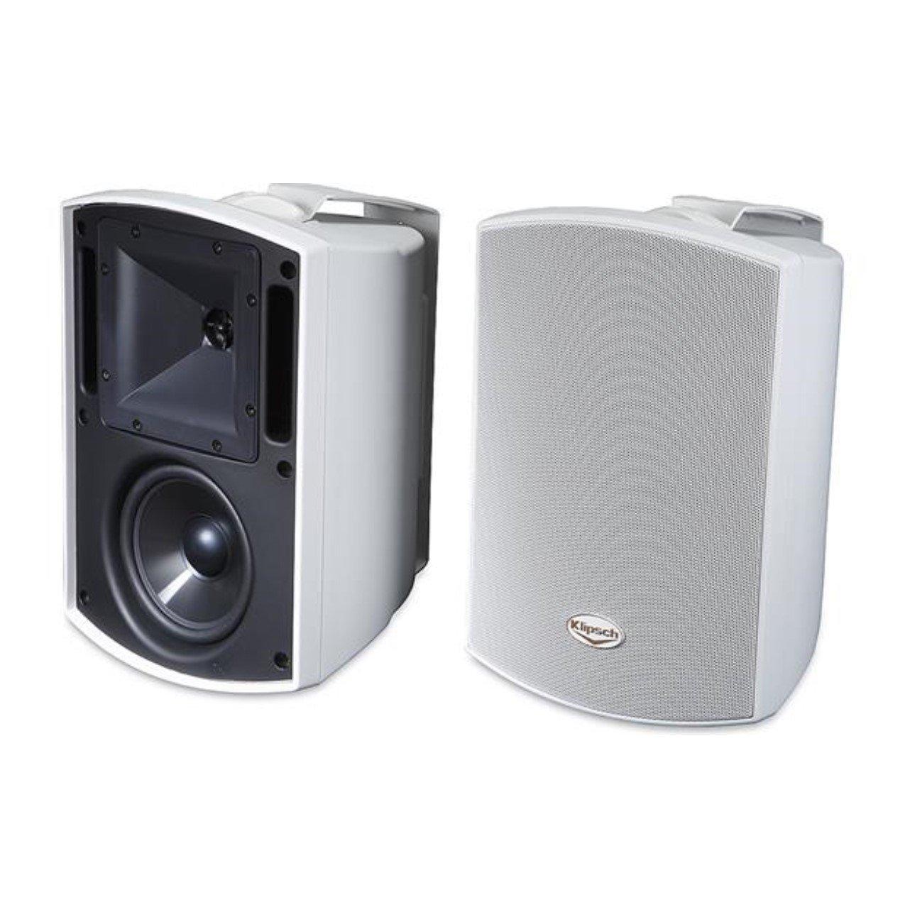 Klipsch AW-525 Indoor/Outdoor Speaker - White (Pair)