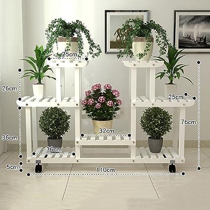 Amazon.com: Sillas FL Pergolas/Estanterías de flores ...
