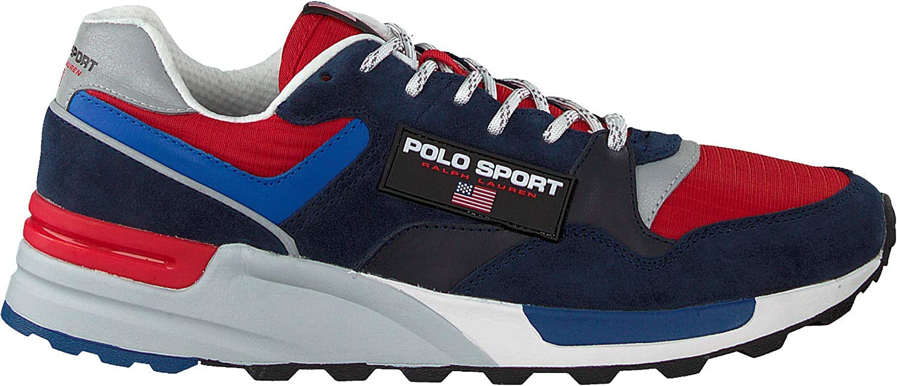 Calzado Polo Ralph Lauren TRKSTR 100LE Sneakers Athletic 001 ...