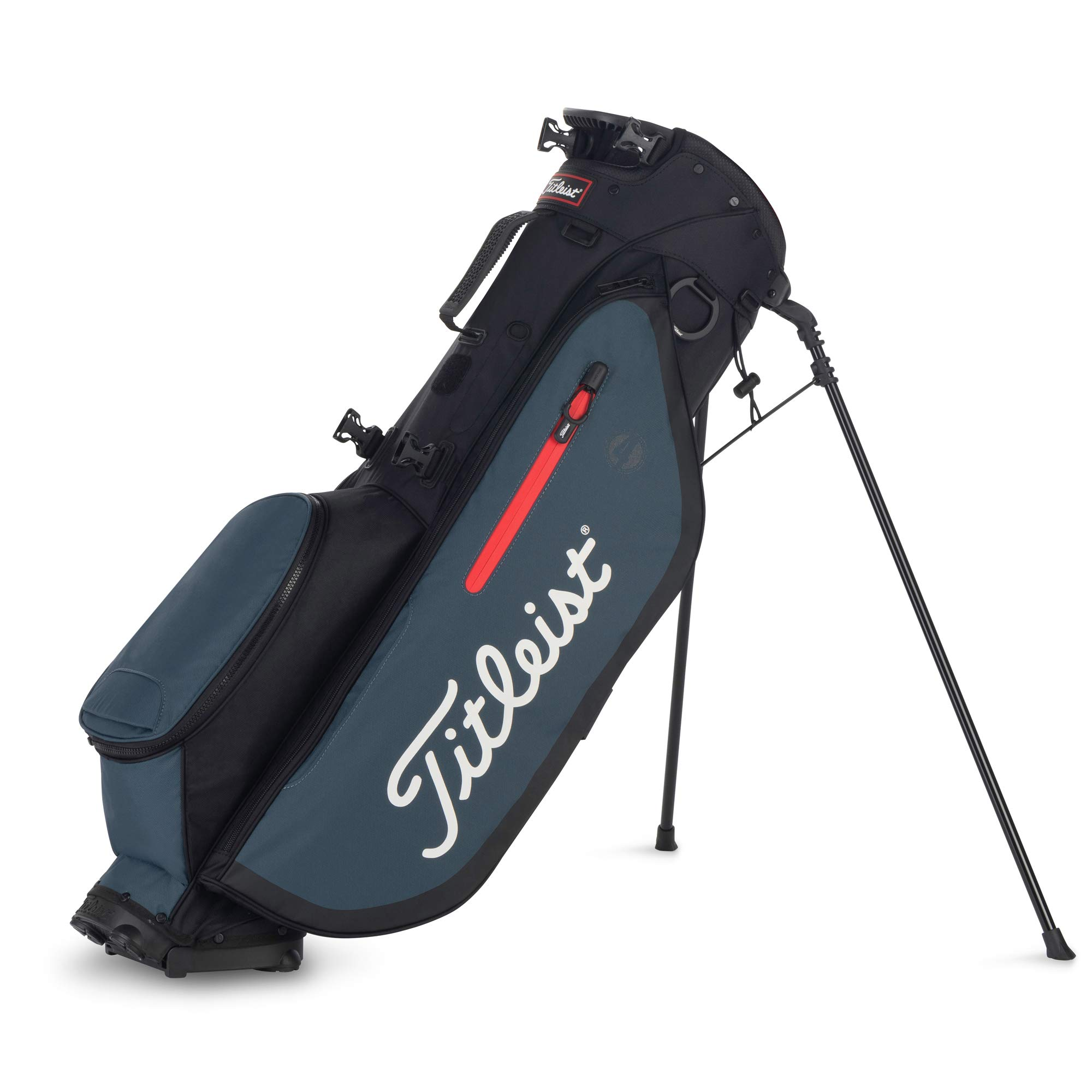 Titleist Players 4 Golf Bag Black / Charcoal by Titleist