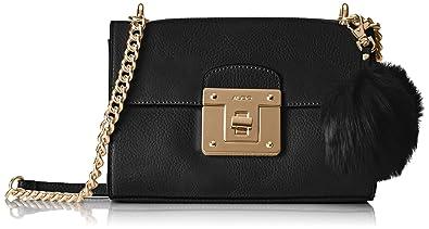 b27cf9cd80e Aldo Women's Chirade Clutch, Black (Black/98), One Size: Amazon.co ...