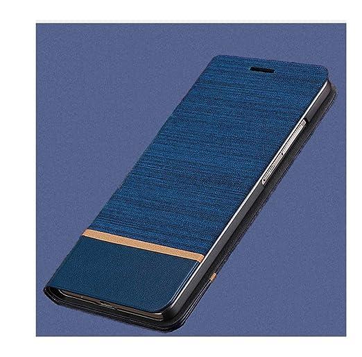 7 opinioni per ELTD Lenovo K6 Note Flip Cover, Super Slim Perfect Fit Premium Hard Protettiva
