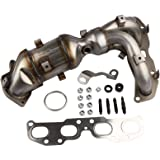 MOSTPLUS Manifold Catalytic Converter w/Gasket Kit For Nissan Altima 2.5L 2007 2008 2009