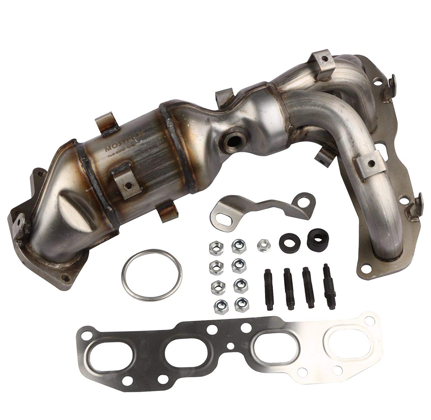 MOSTPLUS Manifold Catalytic Converter w/Gasket Kit For Nissan Altima 2 5L  2007 2008 2009 2010 2011 2012 2013 674-933