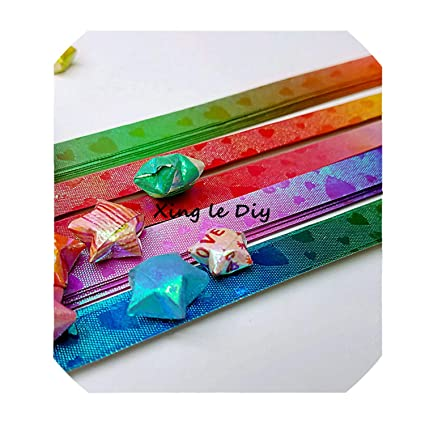 Kit de 90 piezas de hojas de papel con diseño de corazón de ...