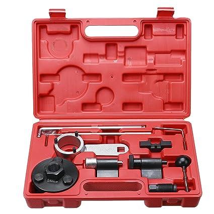 Kit de 10 herramientas de temporizador, herramienta de mano de bloqueo de temporizador, eje