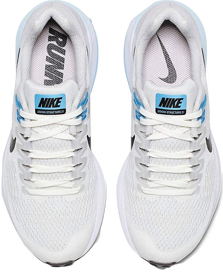 b3fa56d1d9c Nike W Air Zoom Structure 21 Womens 904701-007 Size 7.5  Amazon.co.uk   Shoes   Bags