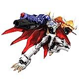 Bandai Hobby Figure-Rise Standard Omegamon (Amplified) Digimon (Color: Multi)