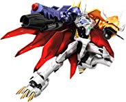 Digimon Omegamon (Amplified), Bandai Spirits Figure-Rise Standard