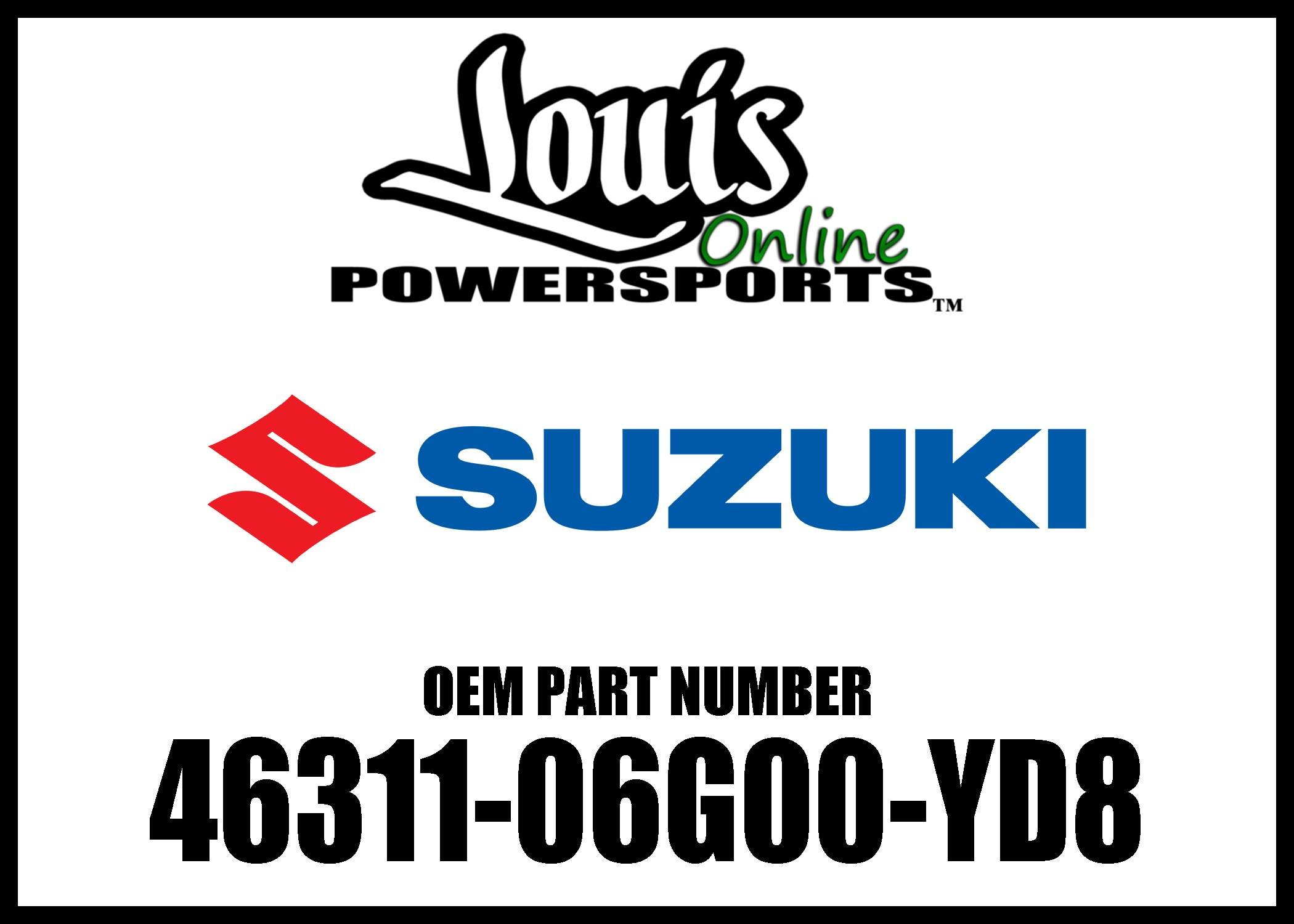 Suzuki Carrier Sport 46311-06G00-YD8 New OEM