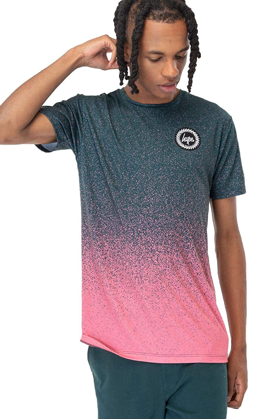 Speckle Fade Mens T-Shirts by Hype