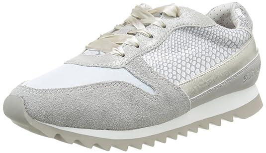 BUNKER Sneaker, Damen Sneakers, Grau (Fog), 40 EU