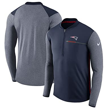 competitive price 93619 52ed7 Nike Men's Dri-Fit New England Patriots Sideline Coaches ...