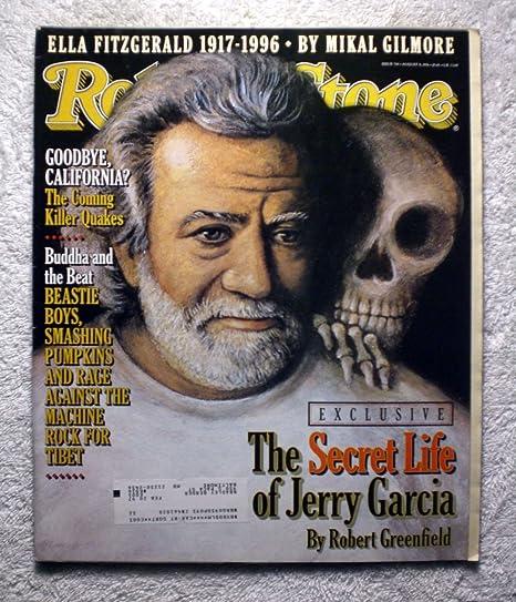The Secret Life of Jerry Garcia - Grateful Dead - Rolling