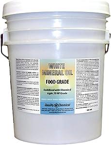 Mineral Oil 70 Food Grade, Light NF Grade-5 gallon pail