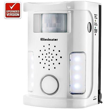 Eliminator & # 8482; Electrónica Avanzada exterior/interior animales y plagas de roedores repelente