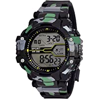 GOODTIMES Military Design Sport Watch for Boys and Mens (4 Colors)