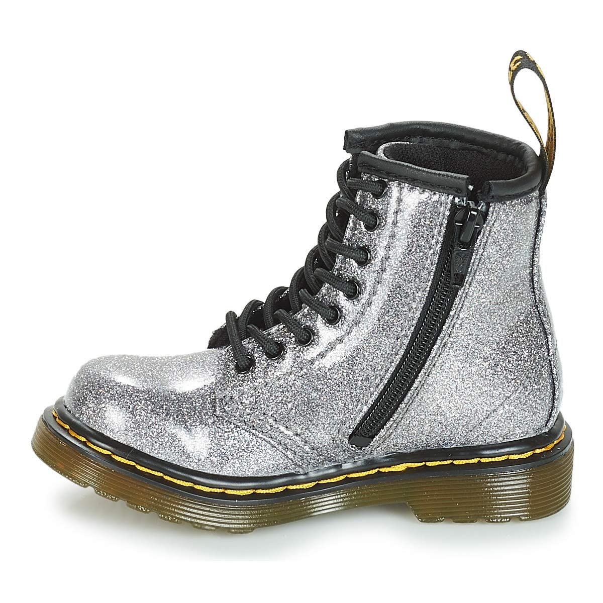 0931c2777293 Dr Martens Kids Collection Womens 1460 Patent Glitter Toddler Brooklee Boot  Toddler Dr Martens Kid's Collection ...