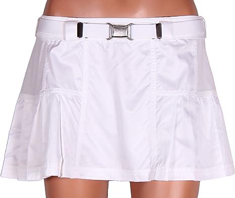 Adidas Stella McCartney blanca de tenis para faldas - UK 14 Euro ...