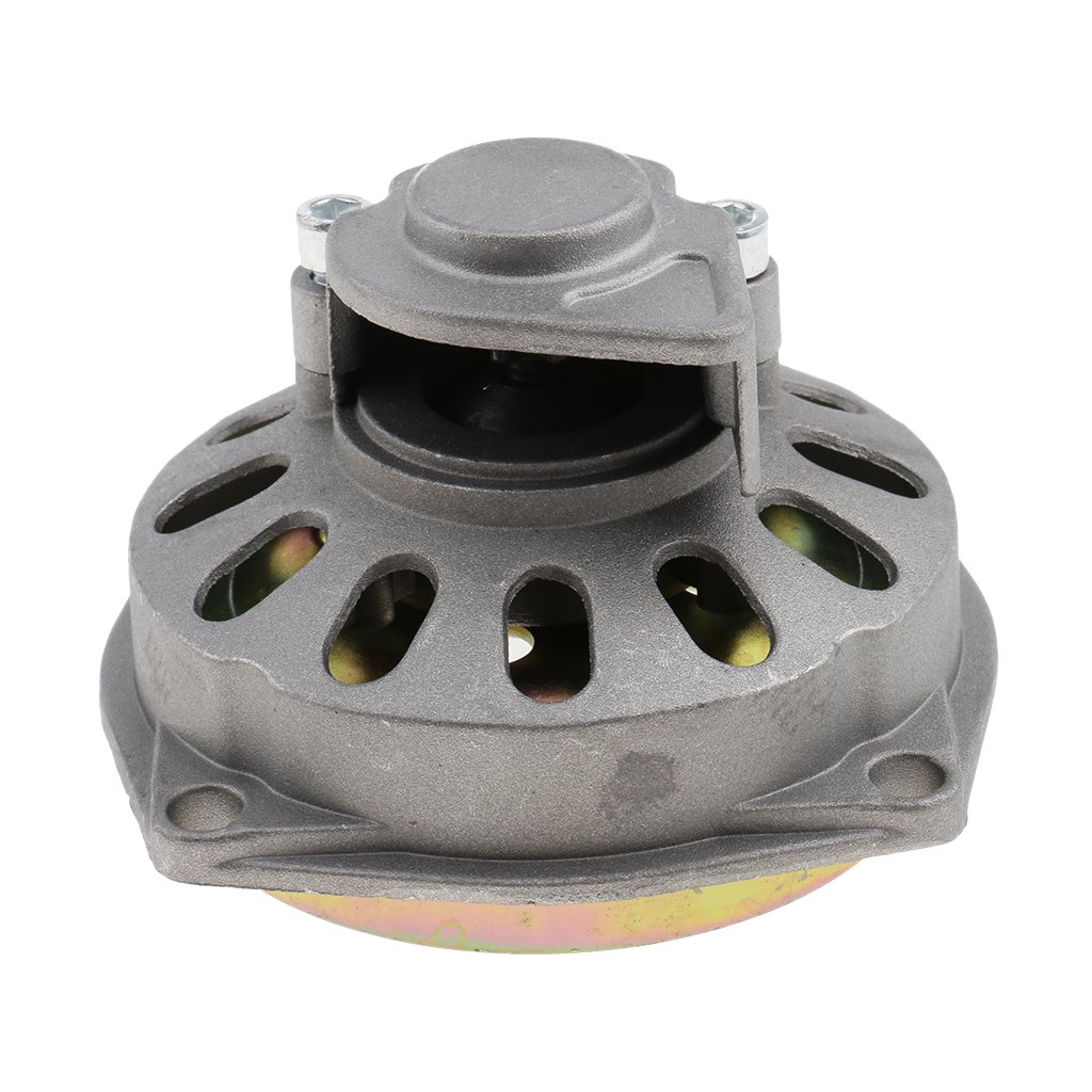 7T Clutch Bell Housing for 49cc Pocket Bike ATV Quad Scooter 2 Stroke 25H Roller Chain 68 Links KESOTO 68T Rear Chain Sprocket