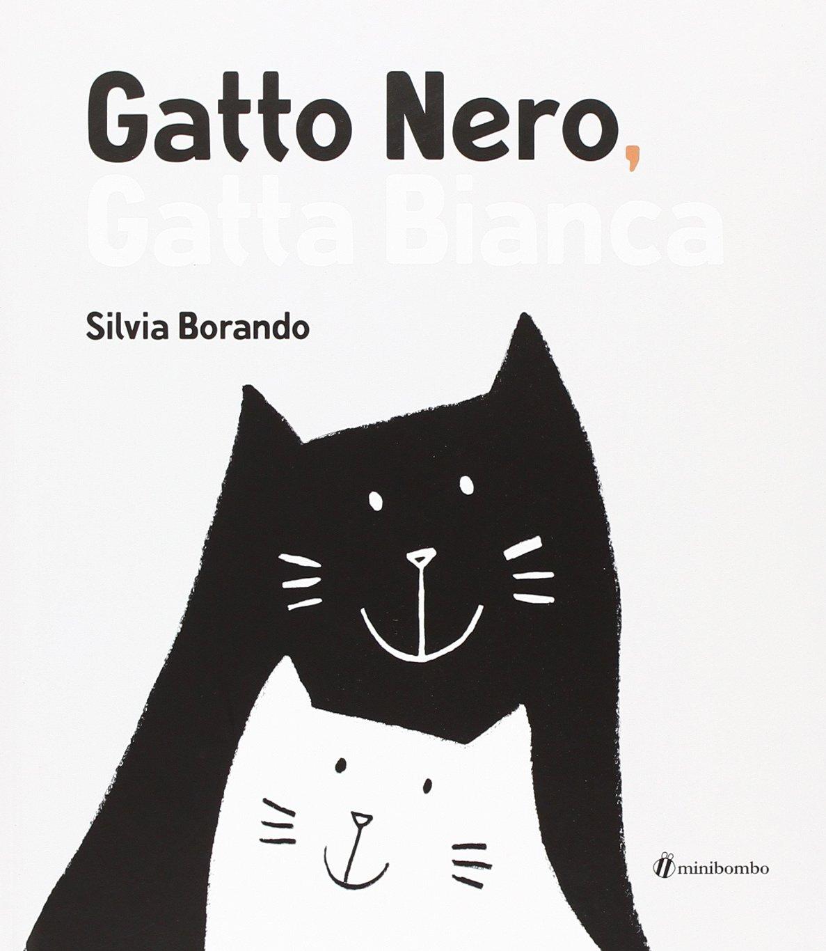 Amazonit Gatto Nero Gatta Bianca Silvia Borando Libri