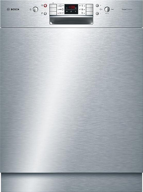 Bosch SMU63M85EU - Lavavajillas (A + + +, 0.73 kWh, 9.5 L, 598 mm ...