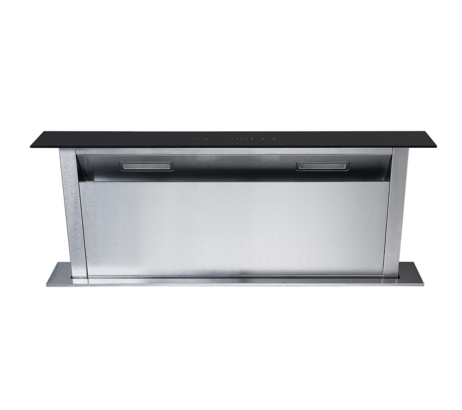 full of vent fan island size kitchen range hood exhaust stove ducted cart stainless inch oven
