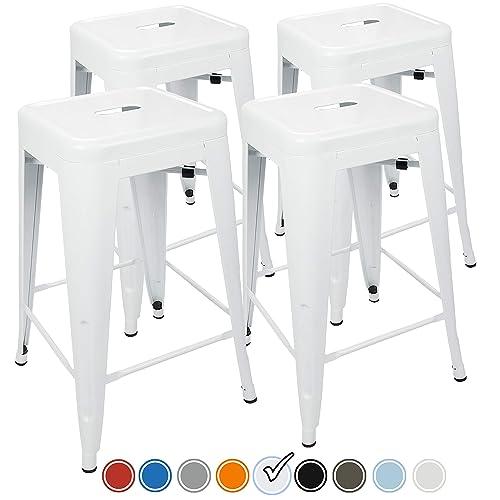 Amazon Kitchen Bar Stools: White Counter Stools: Amazon.com