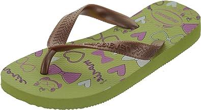 f7cd1d033 Havaianas Girl s Top Marie Synthetic Flip Flops  Amazon.co.uk  Shoes ...